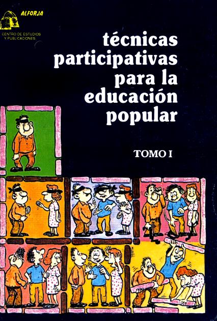 T cnicas participativas para la educaci n popular for Arquitectura para la educacion pdf