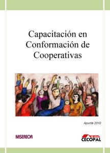 Apunte Cooperativas (2011)